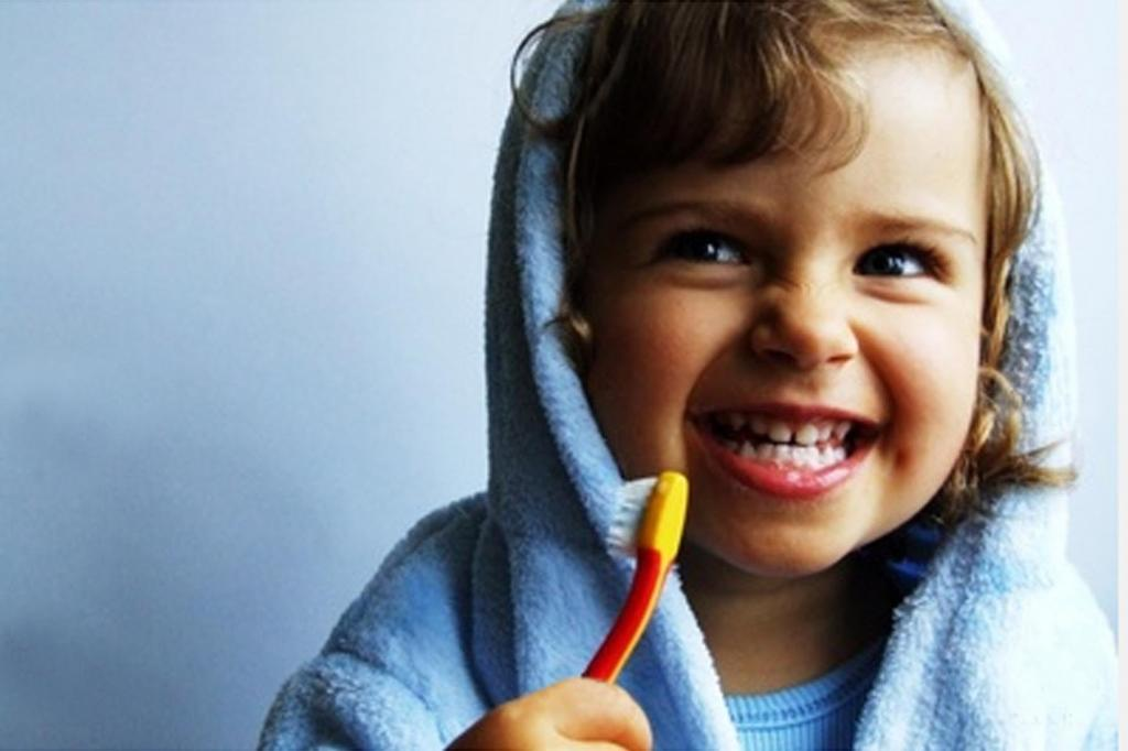 how to treat teeth for young children 3 years