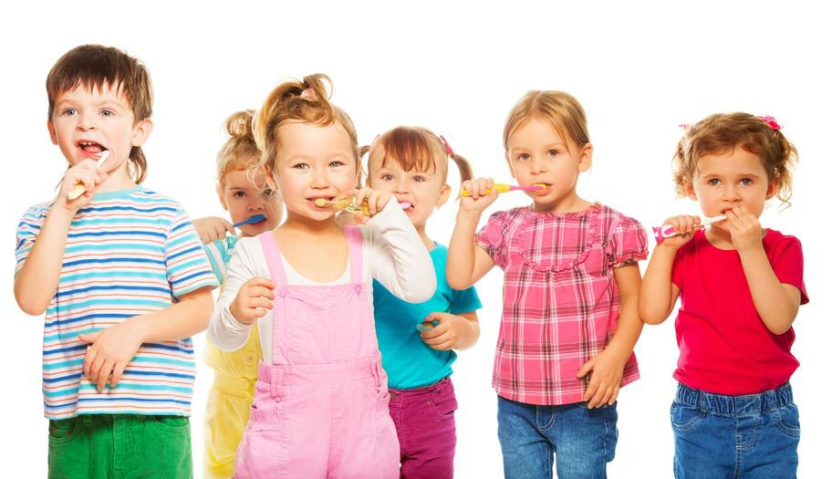 where to treat the teeth of a child 3 years