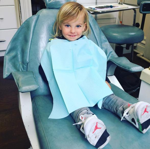 how to cure a tooth for a child of 3 years if it does not