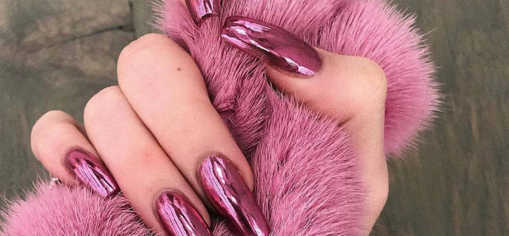 Как укреплять ногти акрилом: техника выполнения, особенности процедуры