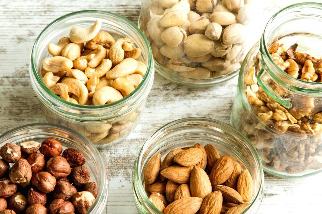аллергия на грецкий орех у взрослых