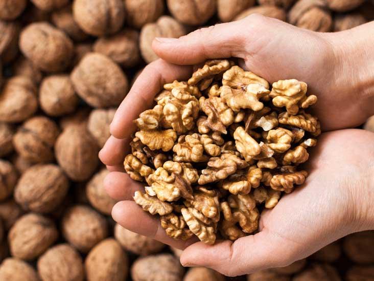 грецкие орехи вызывают аллергию