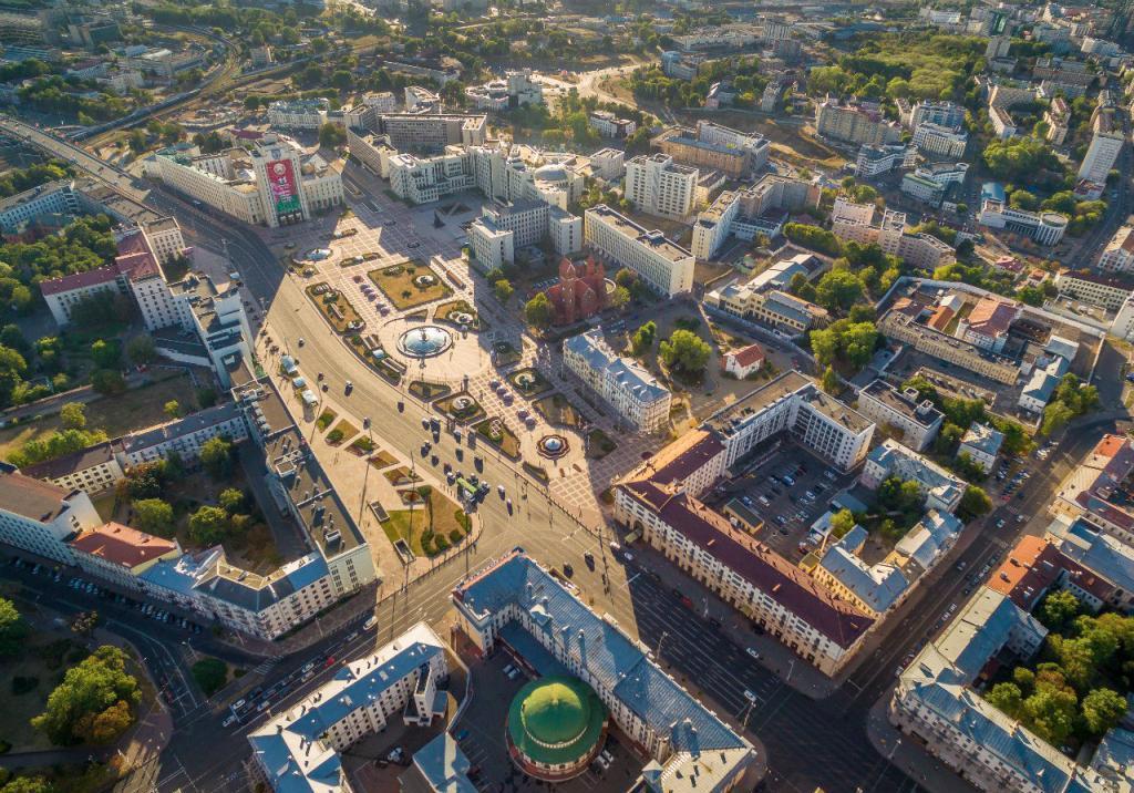 Нужен ли загранпаспорт в Минск: правила и особенности въезда