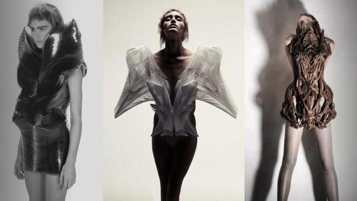 стили одежды от авангарда до классики