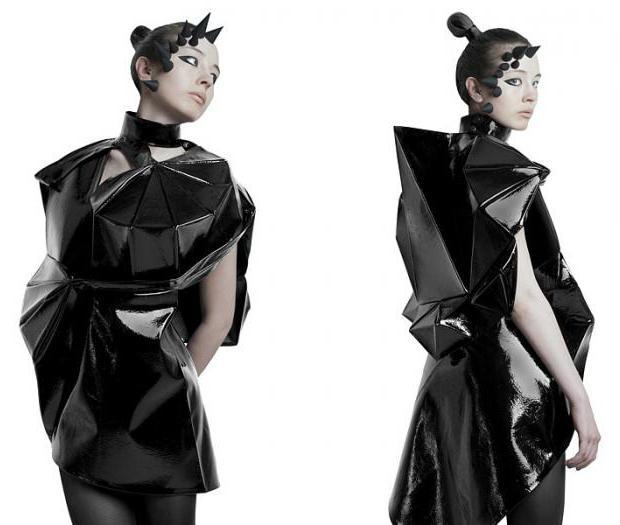 авангардный стиль одежды особенности