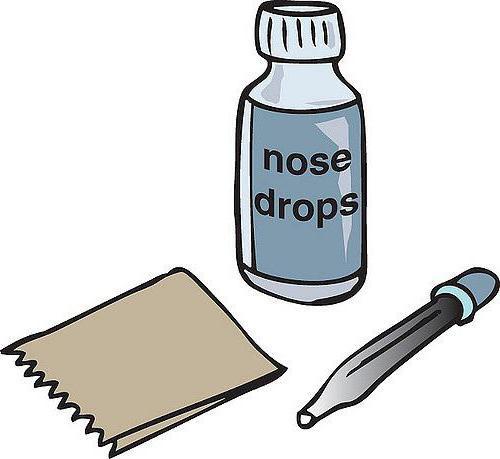 сосудосуживающие капли в нос при грудном вскармливании