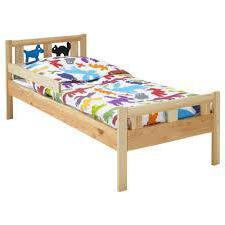 высота детской кровати