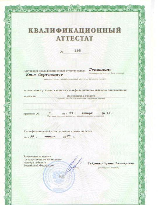 закон о лицензировании управляющих компаний