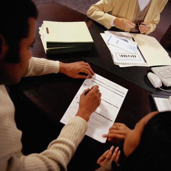 housing loan application