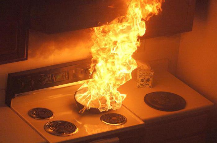 Неосторожное обращение с огнем — причины возникновения пожаров