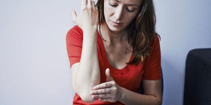 Мази от аллергии на коже у взрослых
