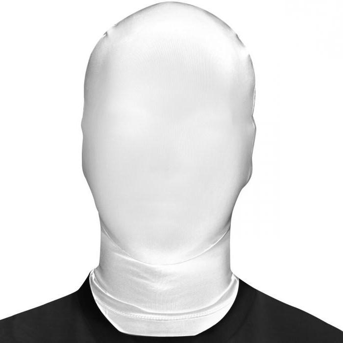 маска роршаха своими руками
