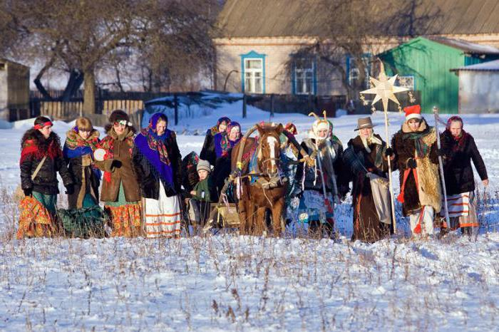 Традиции белорусского народа