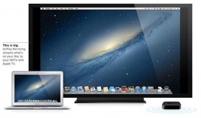 Как включить airplay на mac