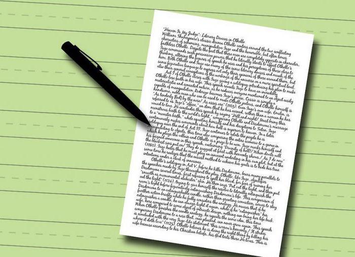 Пример рецензии правила написания Рецензия на произведение пример