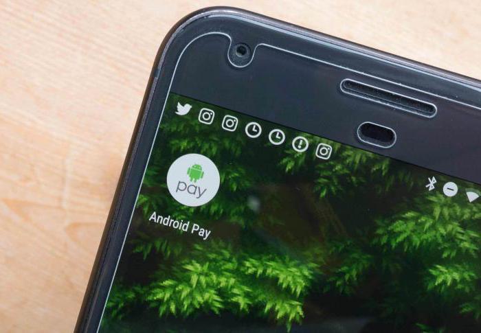 На каких телефонах работает Android Pay?
