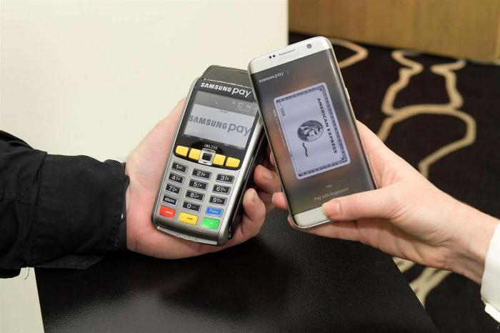 Samsung Pay, как работает?