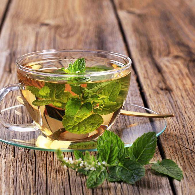 травяный чаи при оскалатах