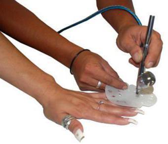 аэрограф для ногтей