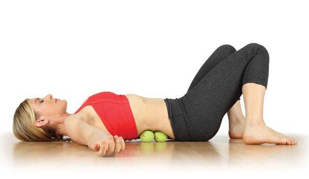 Упражнения для растяжки грушевидной мышцы ягодицы