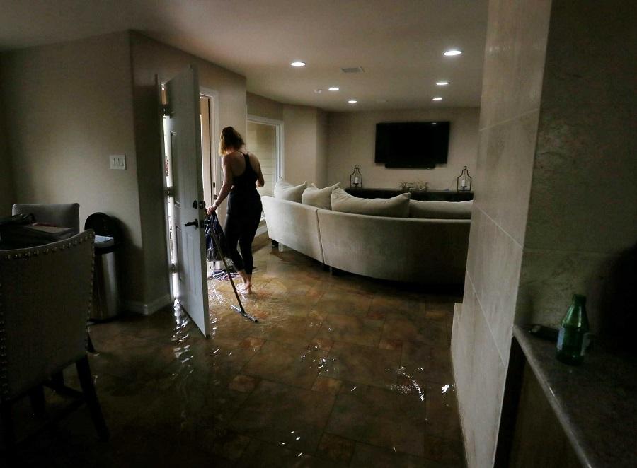 затопило квартиру юрист