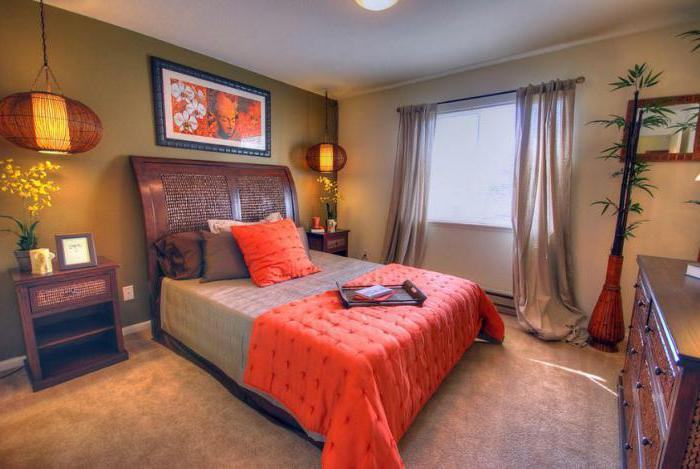 Как обустроить спальню красиво