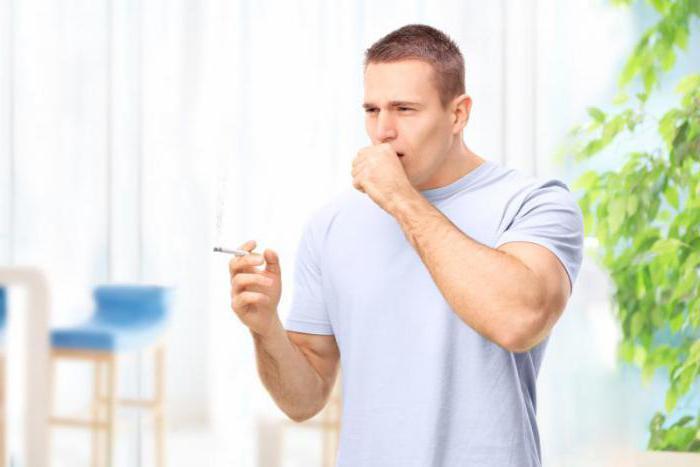 бронхоген при кашле отзывы курильщиков