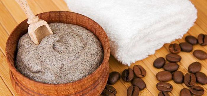 кофейный скраб в домашних условиях рецепт