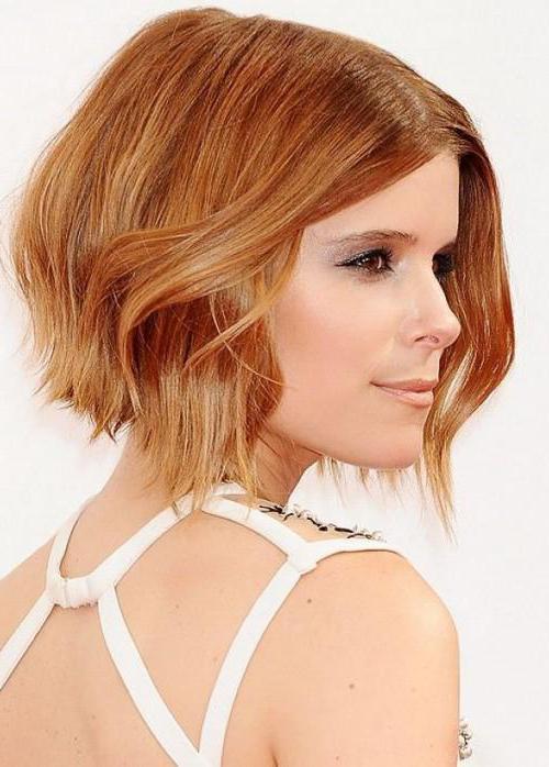 модное окрашивание волос коротких стрижек