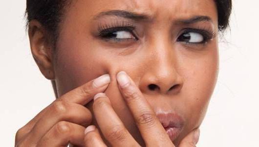 Сосуды на лице как убрать