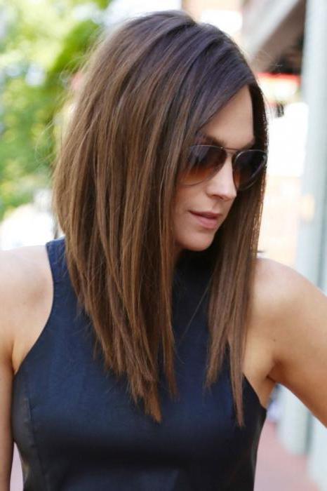 каре или длинные волосы