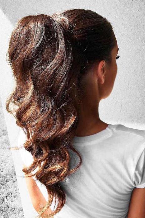 что можно сделать с длинными волосами фото