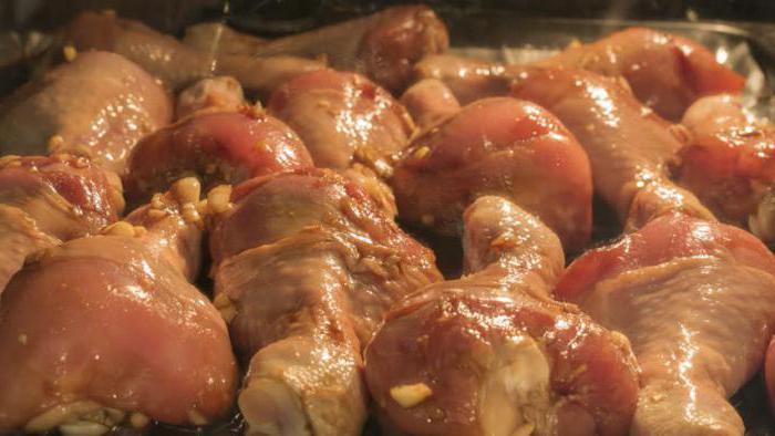 куриные бедра с корочкой в духовке рецепт