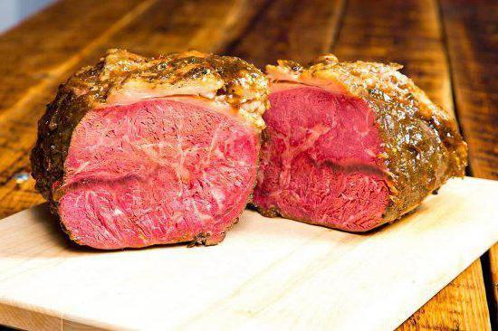 рецепт мяса горячего копчения