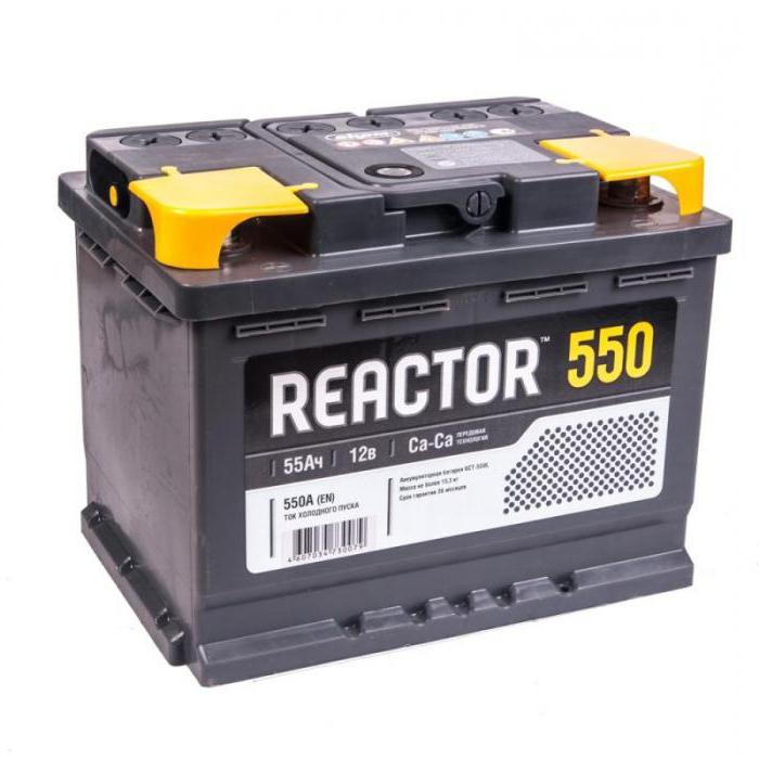 акб аком реактор отзывы