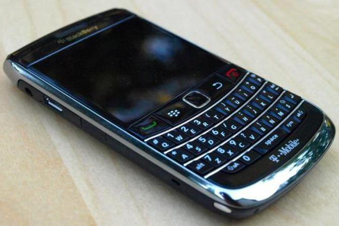 blackberry 9780 характеристики