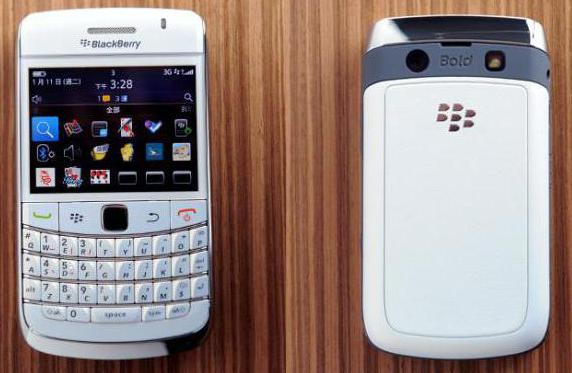 телефон blackberry 9780