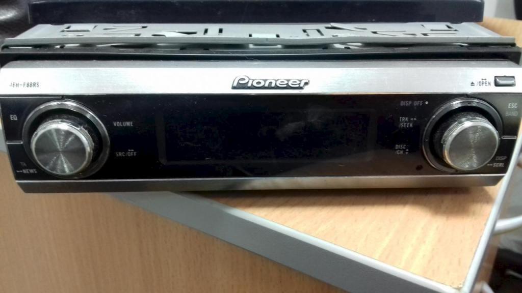 Pioneer 88rs характеристики