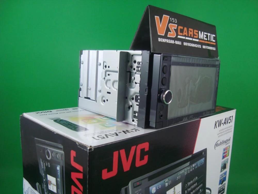 jvc kw av51 характеристики