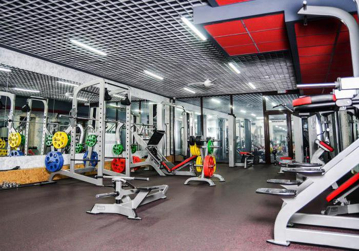 Клубы Омска: лучшие фитнес-центры