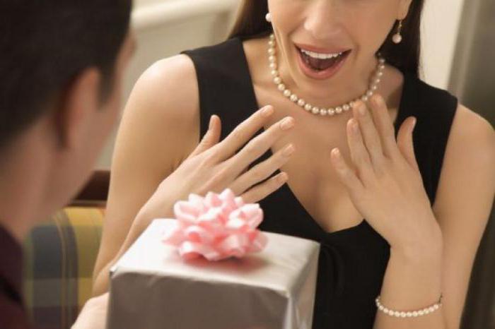 Как дарит подарки мужчина дева 14