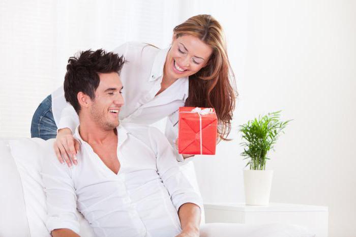 Какие подарки дарить деве мужчине 32