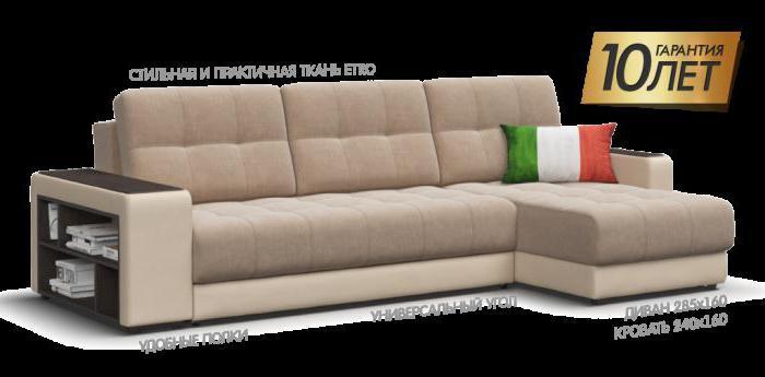 диван милан прямой много мебели отзывы