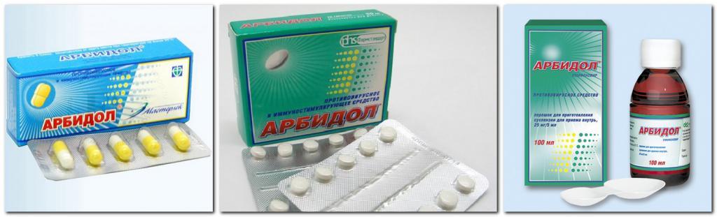"""""""Арбидол"""" при беременности: показания и инструкция по применению"""