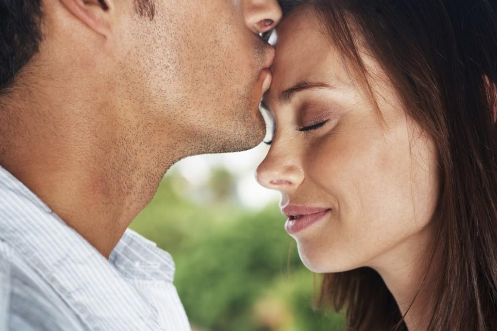 приятный поцелуй картинки такая