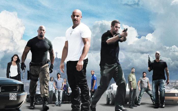 фото форсаж 6 актёры и роли