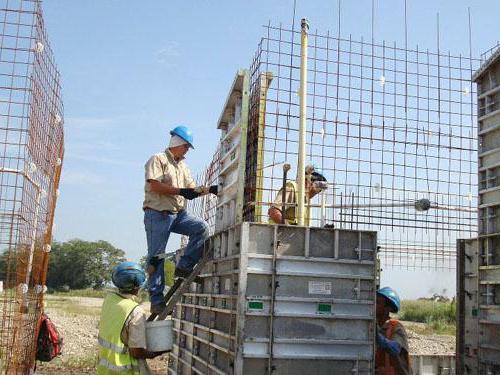 расход материалов на 1 м3 бетона