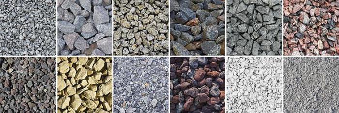 расход материалов на 1м3 бетона щебня цемента