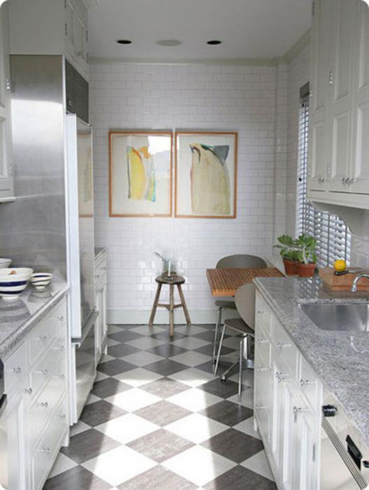описание современной кухни
