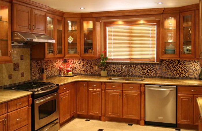описание мебели для кухни